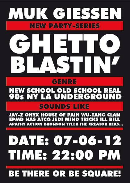 Party: Ghettoblastin'