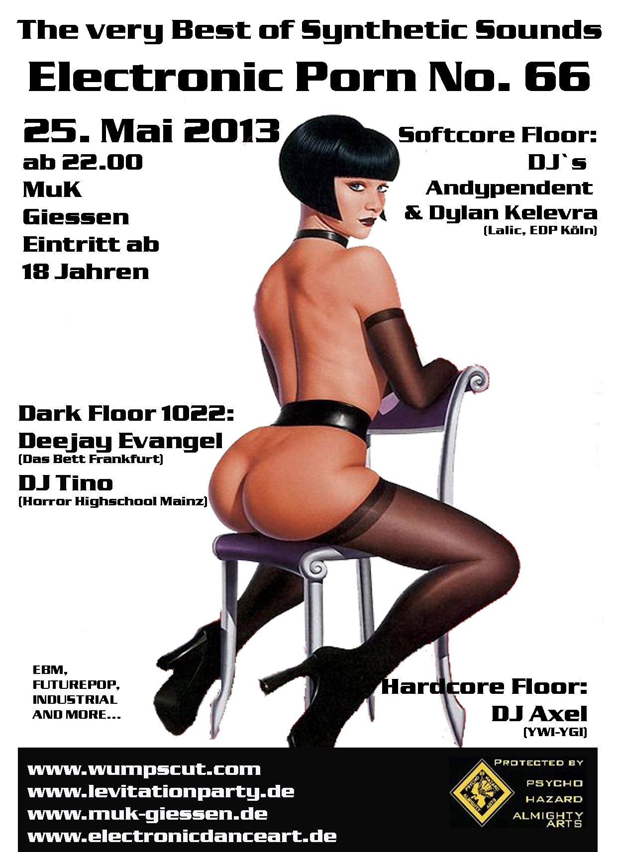 Party: Electronic Porn Party No. 66