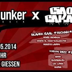 Bunkermusik /X\ Ciao Cakao