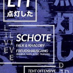 LIT #1 – LIVE Schote