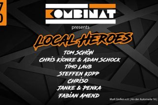 Kombinat pres. Local Heroes
