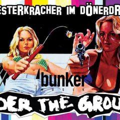Bunkermusik x UTG: Silvesterkracher in Gießen