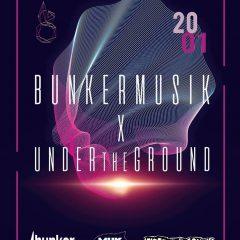 Bunkermusik x UnderTheGround