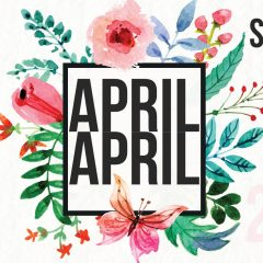 April, April ! – BUNKERtheGROUND