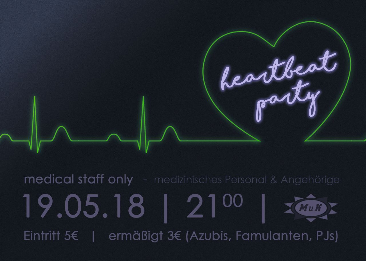 Heartbeat Party – Medical Staff only