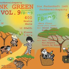 Think Green Vol. 09
