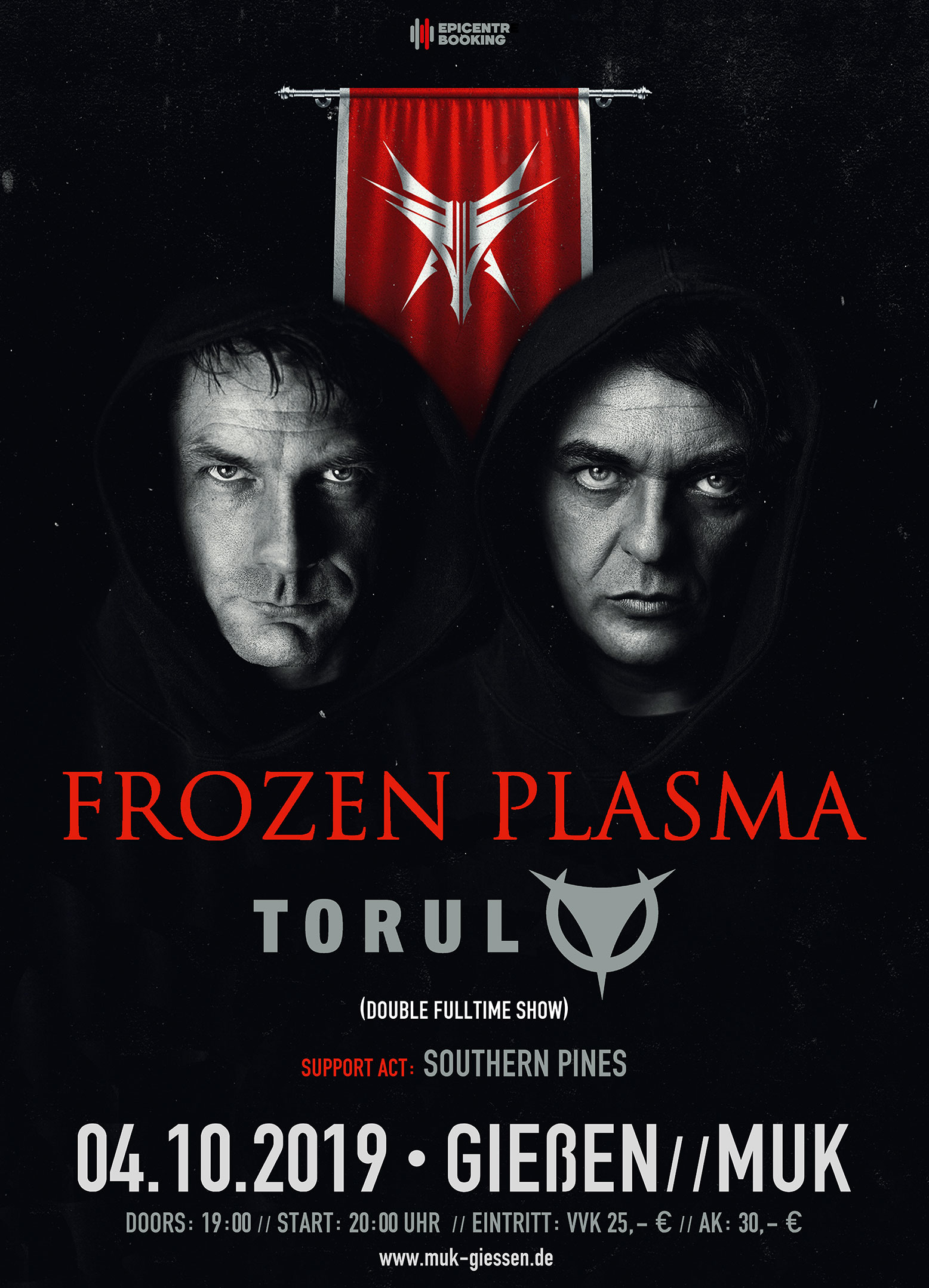 Frozen Plasma + Torul Support: Southern Pines